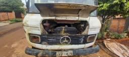 Título do anúncio: Caminhão MB 608 D 1983