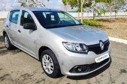 Renault Sandero 1.0 Completo 2018