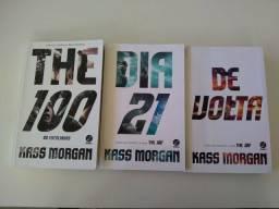 Título do anúncio: The 100 - Kass Morgan - Livros