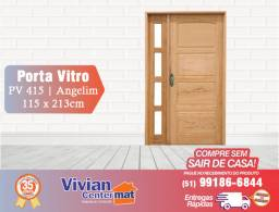 Porta Vitrô lateral | Angelim | PV 415 | 115 x 213cm