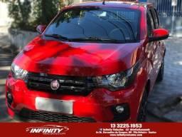 Fiat Mobi Like  on 2017    Raridade apenas 44.000km