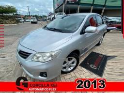 Título do anúncio: Corolla XEI 2013 EXTRA 86.000km ( Gmustang veiculos )
