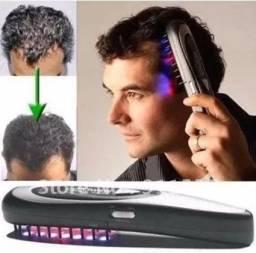 Escova Hair Laser Comb Contra Queda De Cabelo Calvice