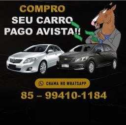 Compro seu Carro pago avista - Renato Pai Degua