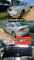 Título do anúncio: Vendo Honda Civic