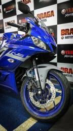 Yamaha R3 A pronta entrega!