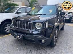 Título do anúncio: Jeep Renegade Longitude 2019 Novíssima Couro multimidia Top de linha