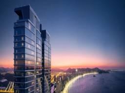 Yachthouse - Os apartamentos nas torres mais altas do Brasil, em Balneário Camboriú