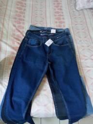 3 calças Aramis - 2 ainda com etiqueta