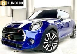Mini Cooper 2.0 S Turbo Top 192cv 2020 Blindado Teto Panorâmico