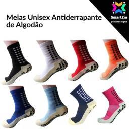 MEIAS Unissex Antiderrapante.