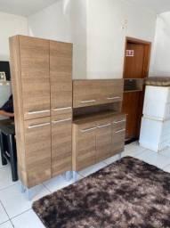 Armário de Cozinha MDF Bem Conservado - Entrega Grátis