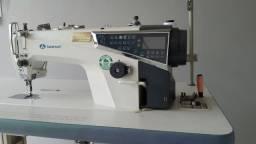 Máquina de costura - Reta eletrônica sansei MQ4 - Melhor custo benefício do mercado.