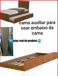 Cama auxiliar usada 80 reais
