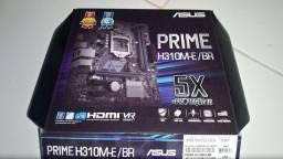 H310m-e/br e i3 8100