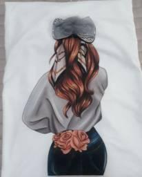 Vendo t shorts (camisetas )artesanais