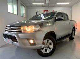 toyota hilux d dupla crv  2,8 tdi a diesel 4*4 completo automatica