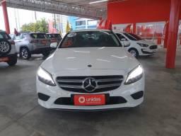 Título do anúncio: Mercedes-benz c 180 1.6 cgi flex avantgarde 9g-tronic