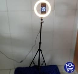 Ring Light Grande Profissional, Inova (entrega grátis)