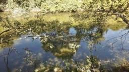 Chácaras em Heitorai com Rio Uru ao fundo