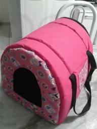 Para transportar seu Pet com conforto e segurança