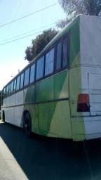 Ônibus volvo b58 ano 1986