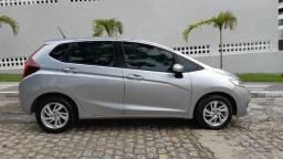 Honda Fit 1.5 Flex At 2017 Única Dona Garantia Revisado - 2017