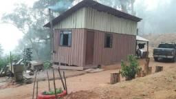 Chácara área rural porteira fechada