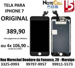Tela iPhone 7 Original - Original Mesmo