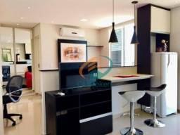 Studio com 1 dormitório para alugar, 38 m² por R$ 1.950,00/mês - Vila Augusta - Guarulhos/