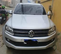 VW Amarok diesel 4x4 automática - 2015
