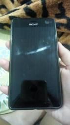 Celular Sony Xperia C4 novinho