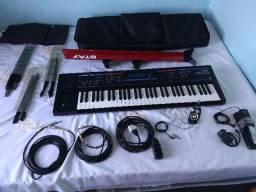 Roland Juno Di - Kit Completo