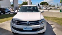 VOLKSWAGEN AMAROK 2.0 HIGHLINE 4X4 CD 16V TURBO INTERCOOLER DIESEL 4P AUTOMÁTICO - 2015