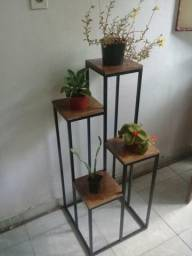 Suporte de vasos para decoração