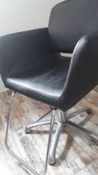 Cadeira Poltrona para Salão de Beleza