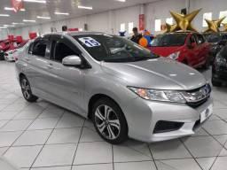 Honda City 2014/2015 1.5 LX 16V Flex 4P Aut - 2015