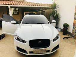 Jaguar XF Branco Raridade! - 2016