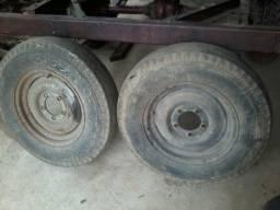 5 rodas da f75