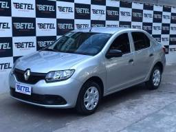 RENAULT LOGAN 2015/2015 1.0 AUTHENTIQUE 16V FLEX 4P MANUAL - 2015