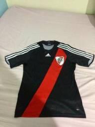 Camisa River Plate - 2003 - Original da Argentina(Sem Patrocinador)