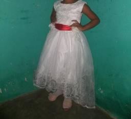 Vestido pra Daminha