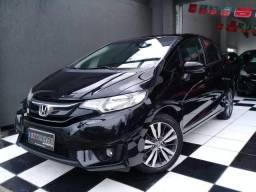 Lindo Honda Fit Elx 1.5 Automático - 2015