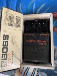 Pedal Guitarra Boss mt2