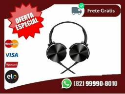 È.exclusiv0o- Fone Ouvido Mdr-xb450ap Headphone Extra Bass