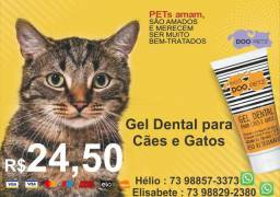 Gel Dental para  Gatos
