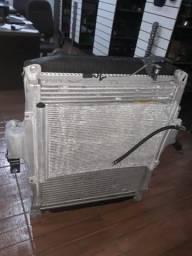 Conjunto de radiador iveco strallis