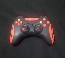 Troco controle sem fio universal knup( PS1,PS2,PS3 E PC) por controle de Xbox 360