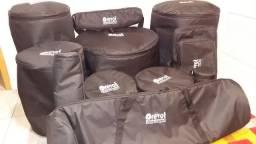 Bags para Bateria e Percussão