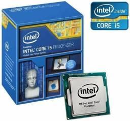 Vendo i5 4 geração